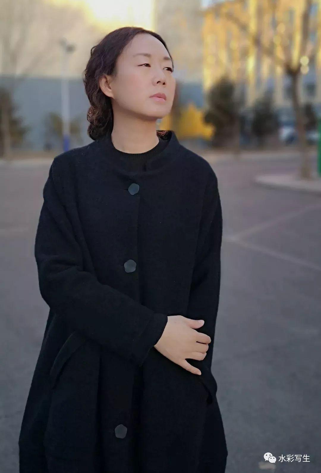 中国美术奖水彩金奖| 颉元芳 第2张