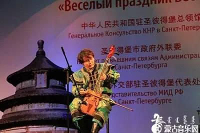 蒙古族青年马头琴演奏家嘎拉新作《雅韵》、《万马奔腾》