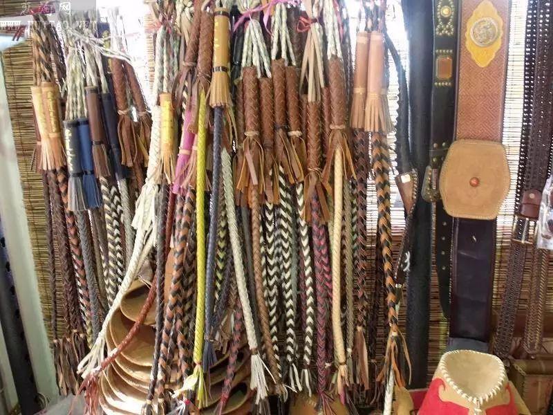 蒙古族制作马鞭的传统手艺 第18张