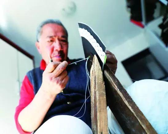 非遗丨蒙古族皮靴制作:传不下去的手艺 第4张 非遗丨蒙古族皮靴制作:传不下去的手艺 蒙古工艺