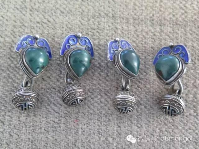 【蒙古文】老银匠贡布苏荣的祖传手艺 第12张