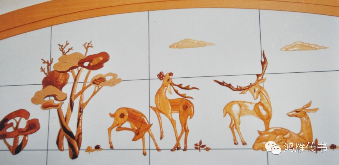 【蒙古人】乌拉特民间手工艺师达那巴拉木雕作品 第25张