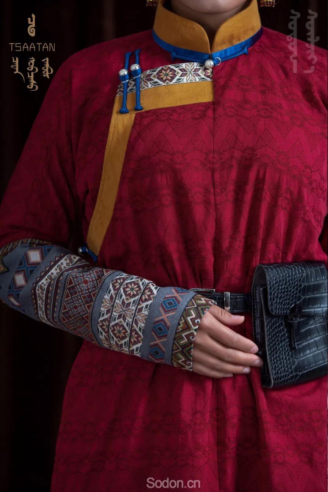 TSAATAN蒙古时装 2019新款,来自驯鹿人的独特魅力! 第57张 TSAATAN蒙古时装 2019新款,来自驯鹿人的独特魅力! 蒙古服饰