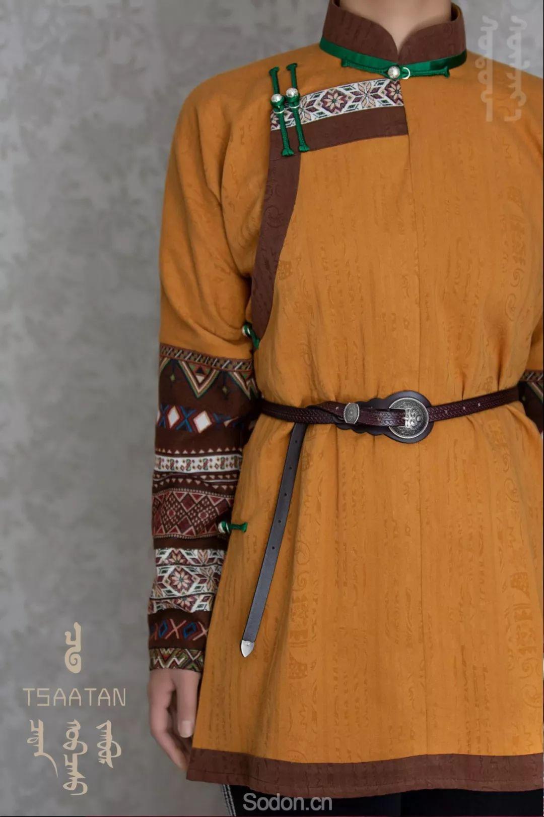 TSAATAN蒙古时装 2019新款,来自驯鹿人的独特魅力! 第62张 TSAATAN蒙古时装 2019新款,来自驯鹿人的独特魅力! 蒙古服饰