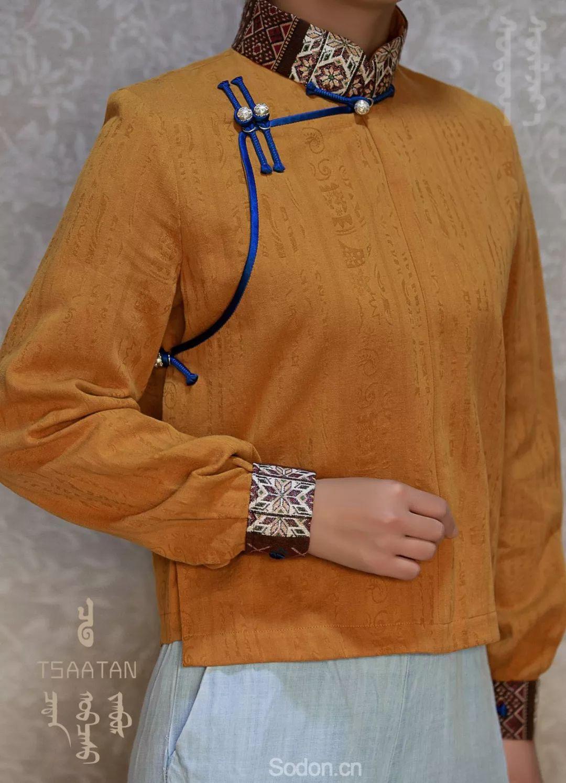 TSAATAN蒙古时装 2019新款,来自驯鹿人的独特魅力! 第105张 TSAATAN蒙古时装 2019新款,来自驯鹿人的独特魅力! 蒙古服饰