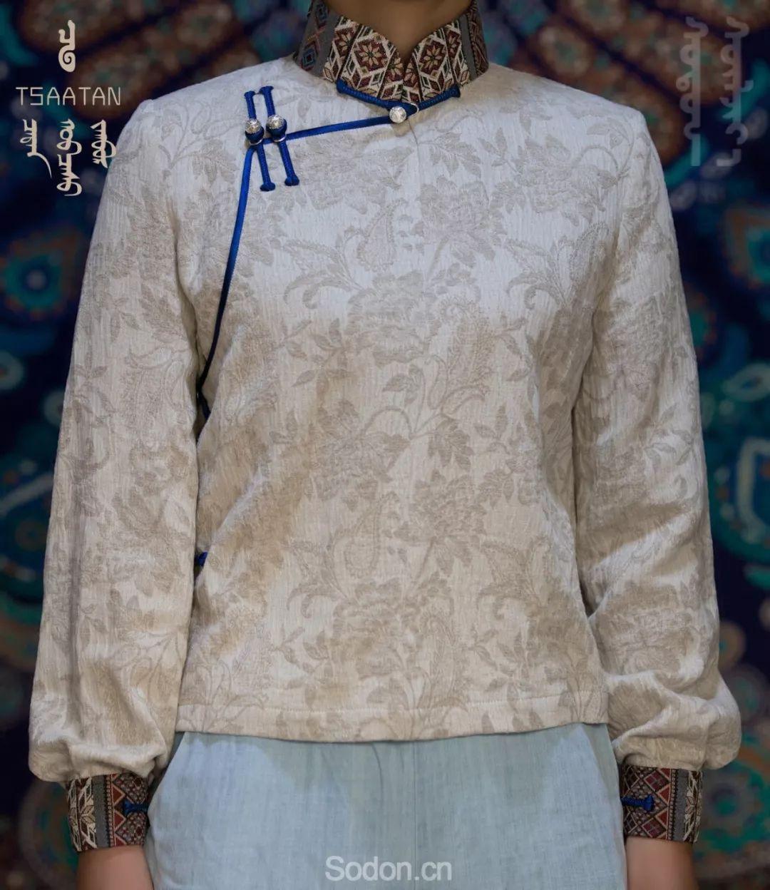 TSAATAN蒙古时装 2019新款,来自驯鹿人的独特魅力! 第104张 TSAATAN蒙古时装 2019新款,来自驯鹿人的独特魅力! 蒙古服饰