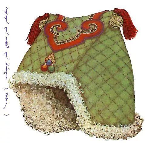 蒙古传统帽子知识 第3张 蒙古传统帽子知识 蒙古服饰