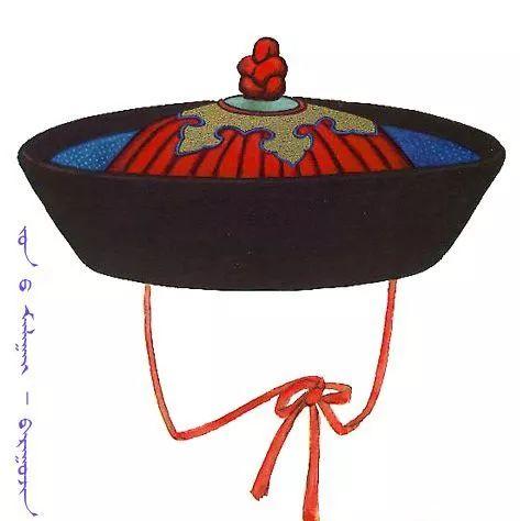 蒙古传统帽子知识 第10张 蒙古传统帽子知识 蒙古服饰