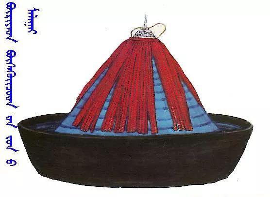 蒙古传统帽子知识 第11张 蒙古传统帽子知识 蒙古服饰