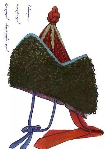 蒙古传统帽子知识 第13张 蒙古传统帽子知识 蒙古服饰