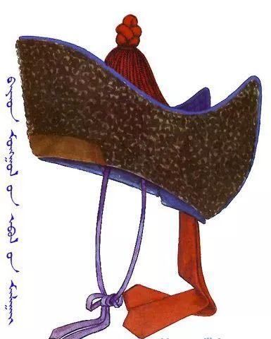 蒙古传统帽子知识 第15张 蒙古传统帽子知识 蒙古服饰