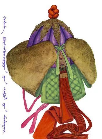 蒙古传统帽子知识 第18张 蒙古传统帽子知识 蒙古服饰