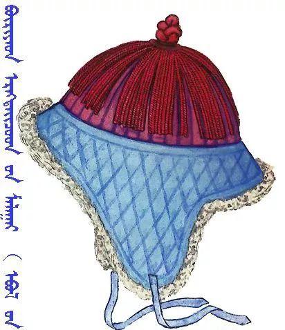 蒙古传统帽子知识 第21张 蒙古传统帽子知识 蒙古服饰