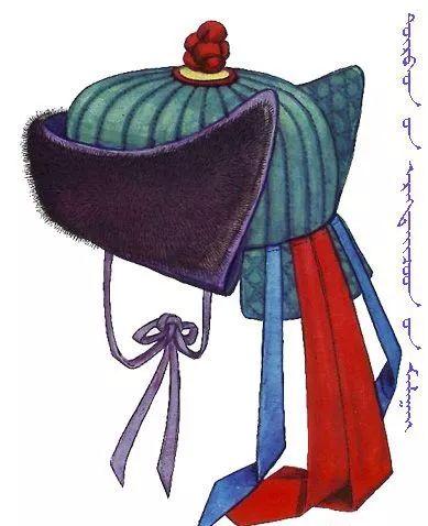 蒙古传统帽子知识 第23张 蒙古传统帽子知识 蒙古服饰