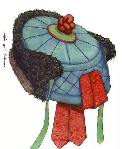 蒙古传统帽子知识 第20张 蒙古传统帽子知识 蒙古服饰