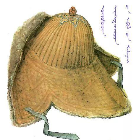 蒙古传统帽子知识 第27张 蒙古传统帽子知识 蒙古服饰