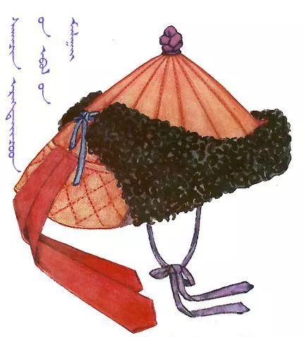 蒙古传统帽子知识 第24张 蒙古传统帽子知识 蒙古服饰