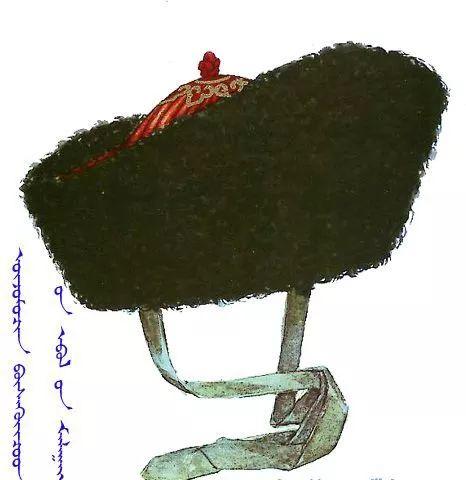 蒙古传统帽子知识 第25张 蒙古传统帽子知识 蒙古服饰
