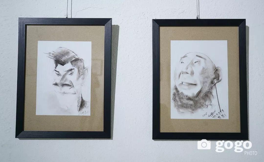 画家N·敖日格勒的这组蒙古名人画像很奇特(图片) 第44张 画家N·敖日格勒的这组蒙古名人画像很奇特(图片) 蒙古画廊