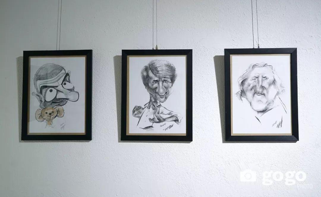 画家N·敖日格勒的这组蒙古名人画像很奇特(图片) 第51张 画家N·敖日格勒的这组蒙古名人画像很奇特(图片) 蒙古画廊