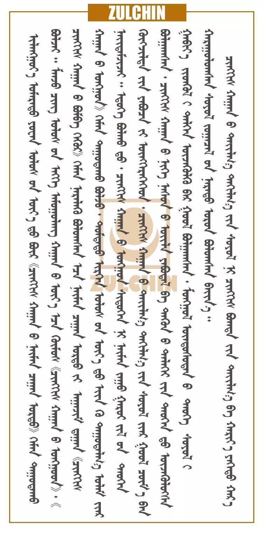 成吉思汗陵的建造与设计过程  (蒙古文) 第13张