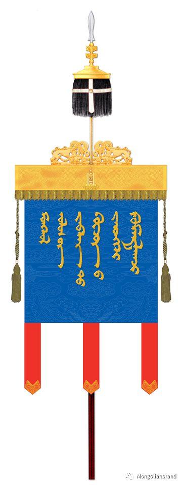 同样是竖体蒙古文,蒙古国的书法与我们不一样【组图】 第11张