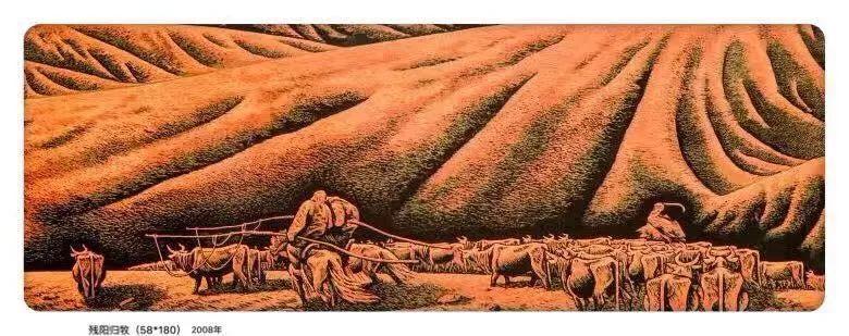 百家艺术|生活的启迪——田宏图版画作品赏析 第14张