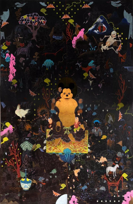 巴特尔佐力格&诺敏  来自蒙古艺术家的一份礼物! 第16张