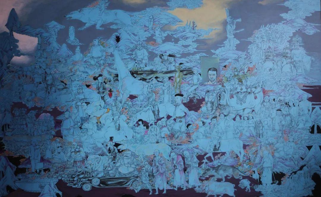 巴特尔佐力格&诺敏  来自蒙古艺术家的一份礼物! 第24张
