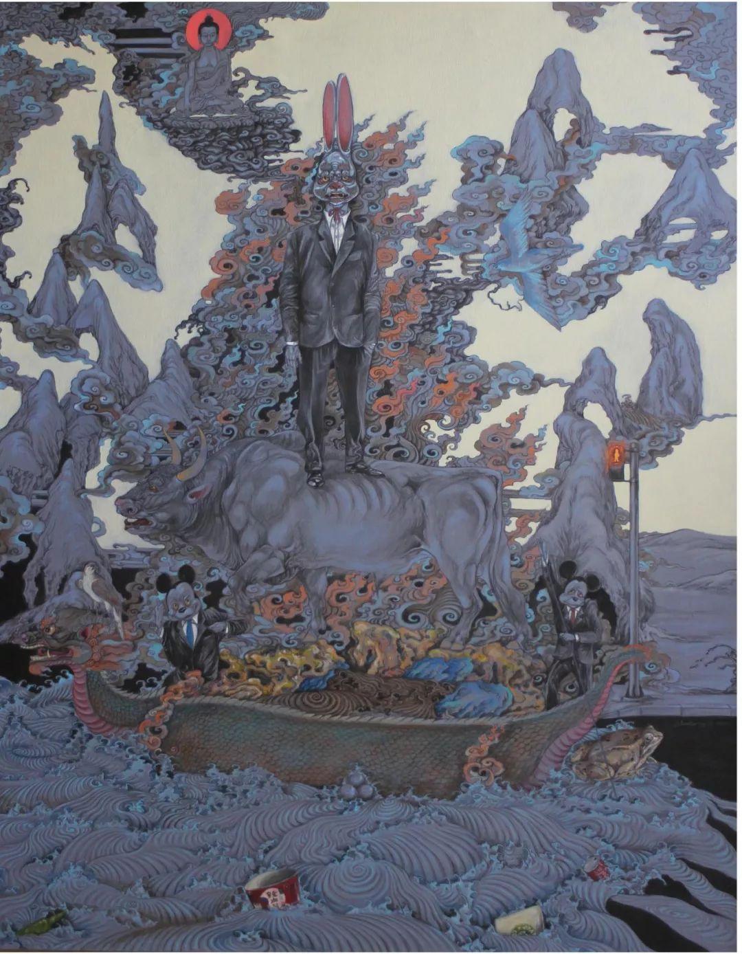 巴特尔佐力格&诺敏  来自蒙古艺术家的一份礼物! 第23张