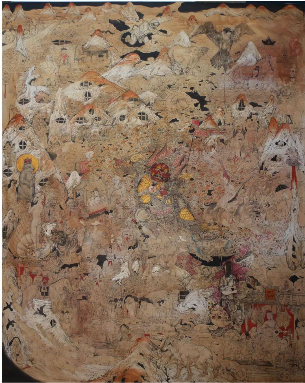 巴特尔佐力格&诺敏  来自蒙古艺术家的一份礼物! 第25张