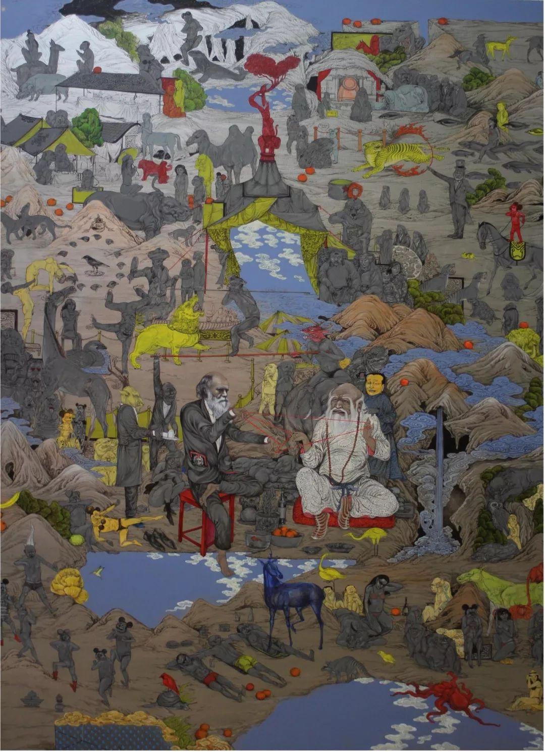 巴特尔佐力格&诺敏  来自蒙古艺术家的一份礼物! 第26张
