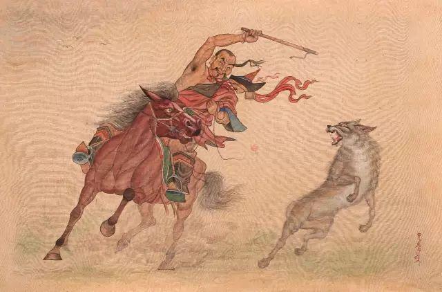 蒙古国作品赏析——来自草原的献礼 第1张