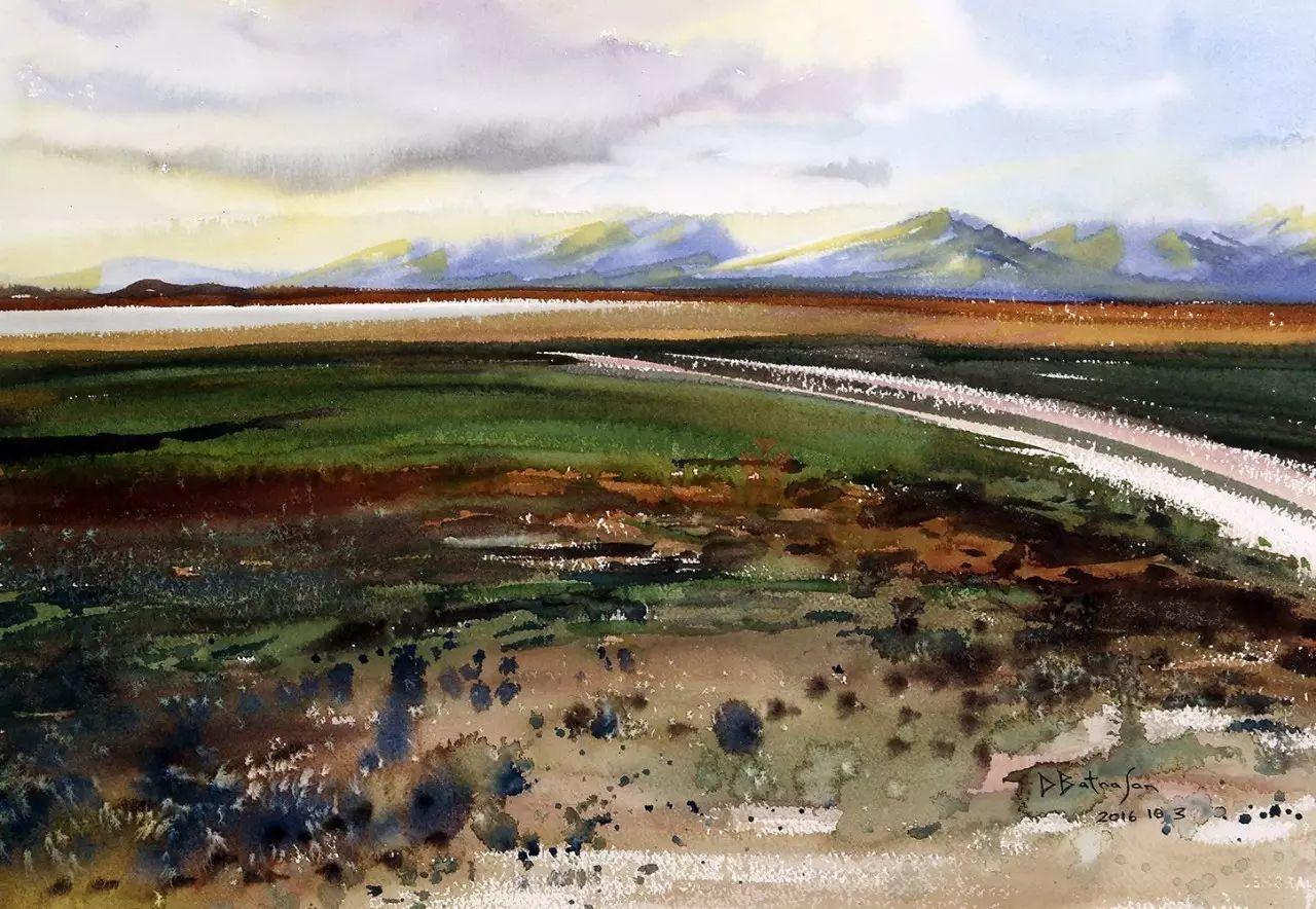 蒙古国作品赏析——来自草原的献礼 第9张