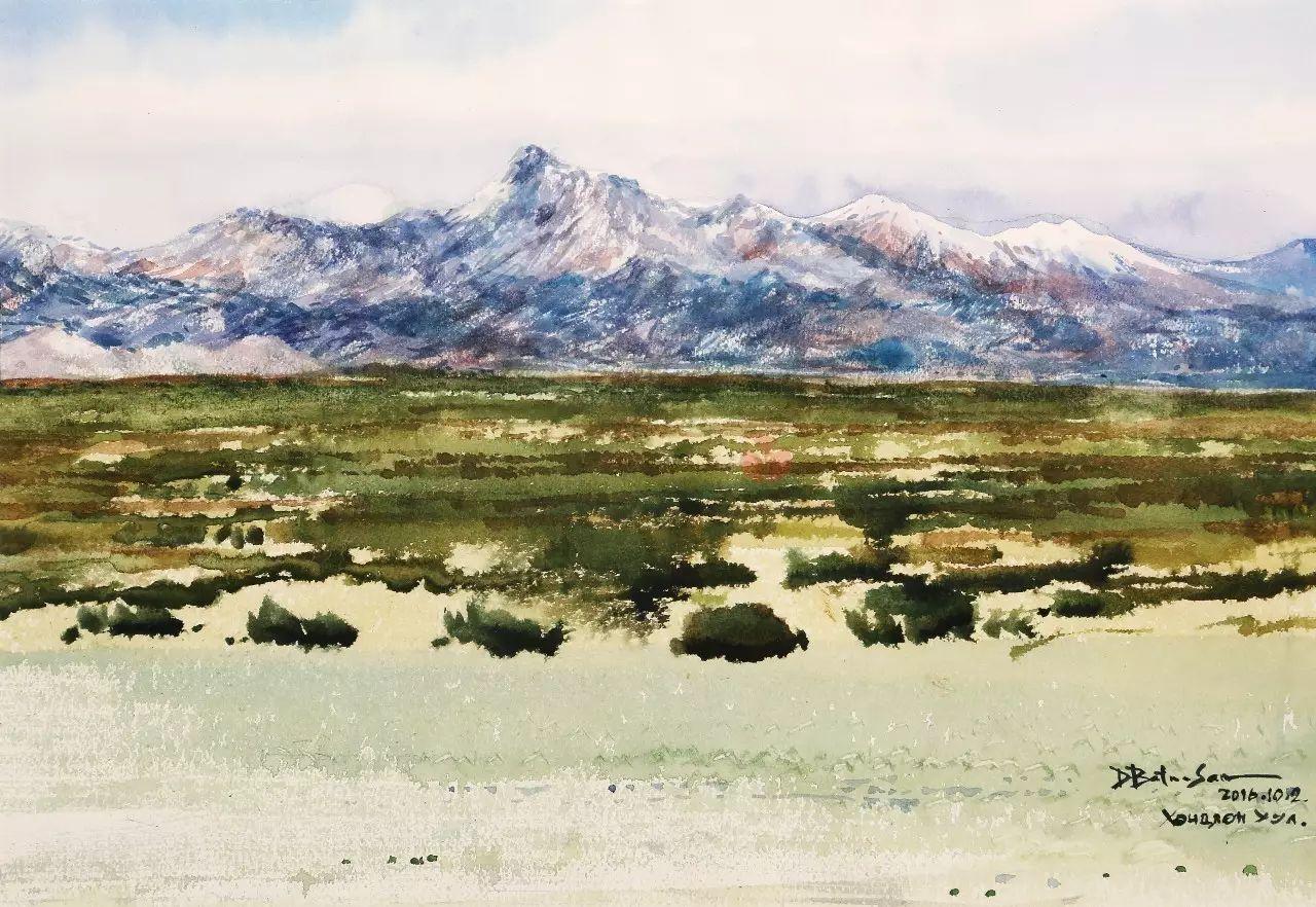 蒙古国作品赏析——来自草原的献礼 第10张