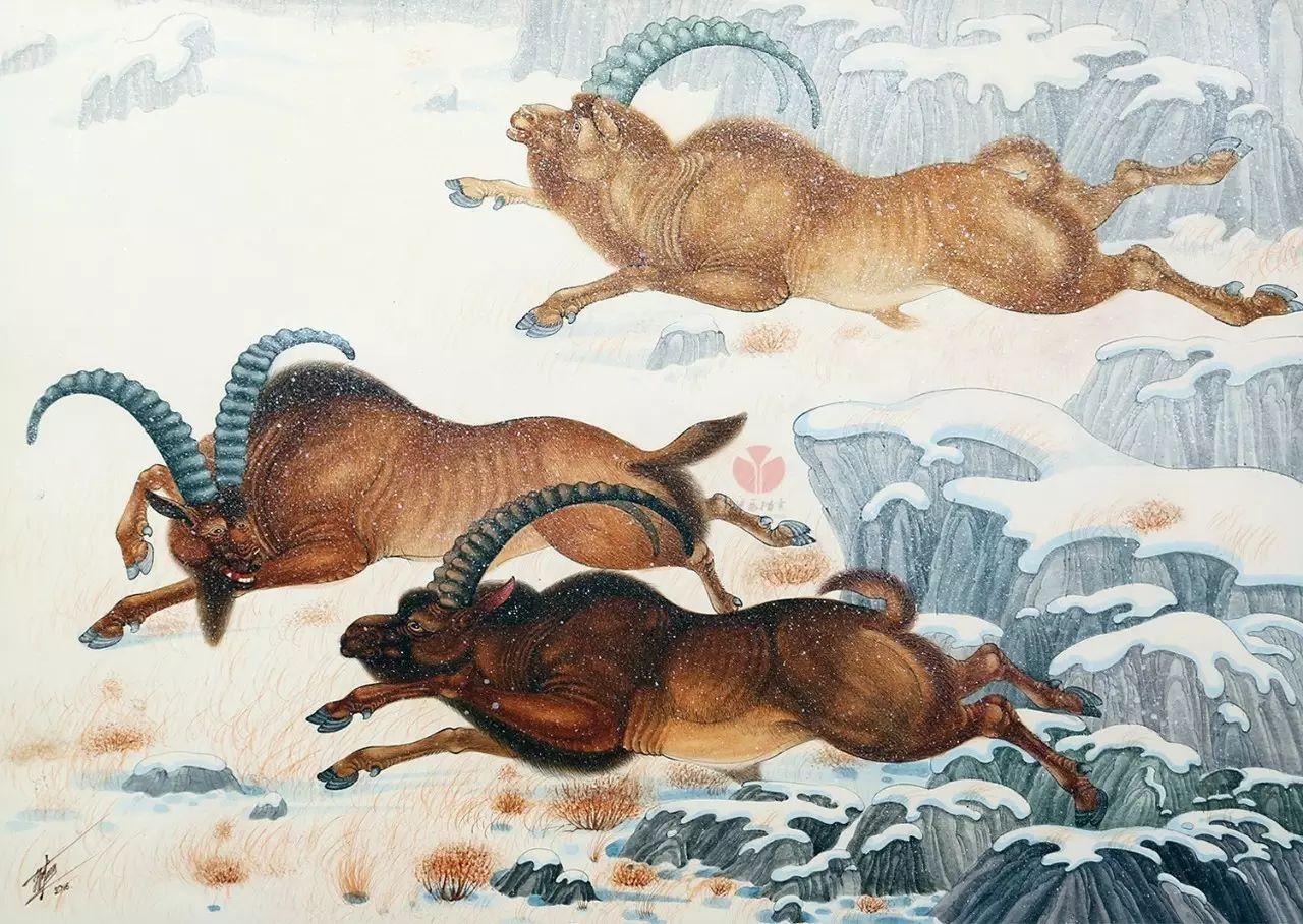 蒙古国作品赏析——来自草原的献礼 第15张