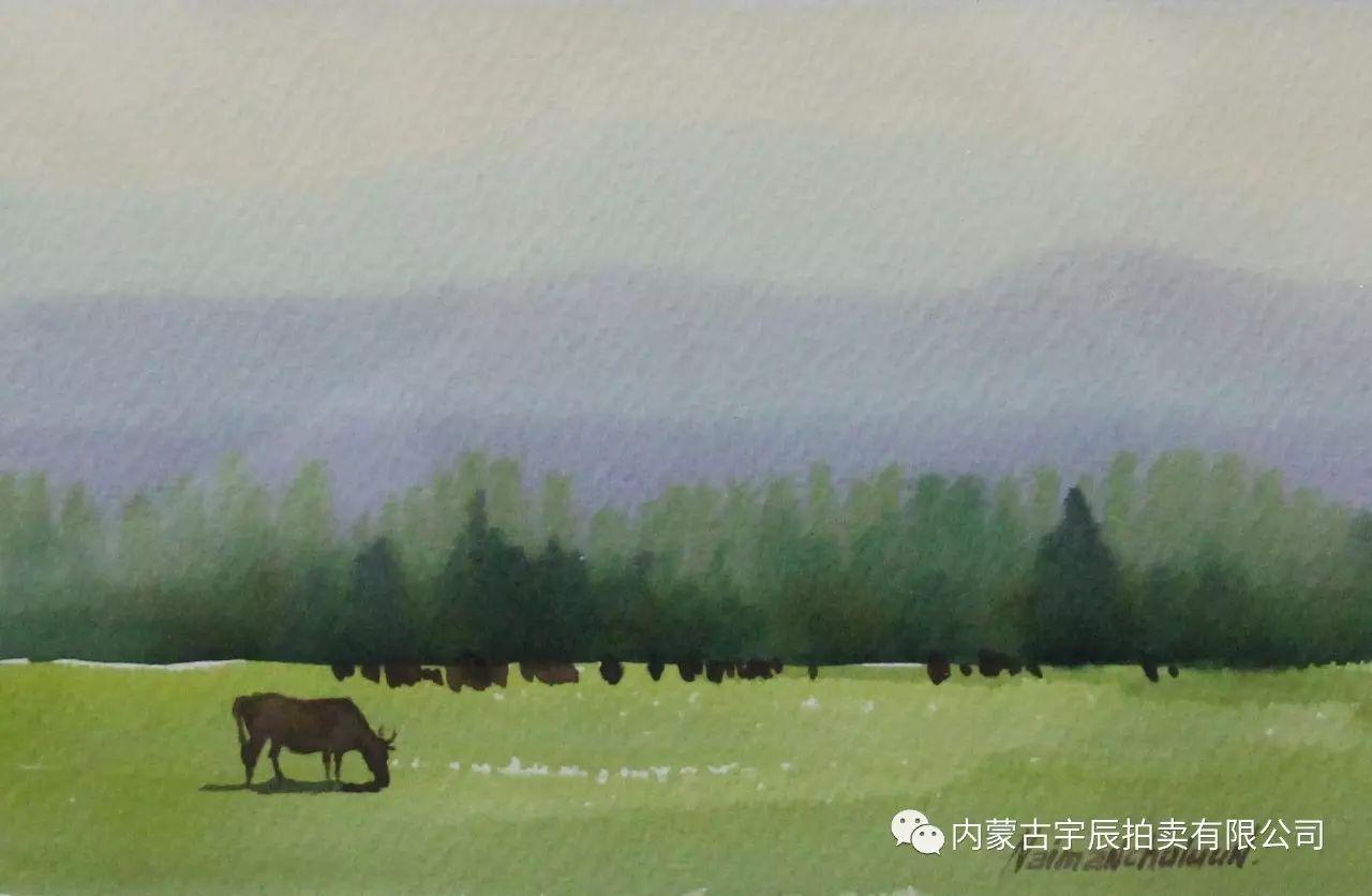 美丽盛开的原野——蒙古国作品赏析(二) 第15张