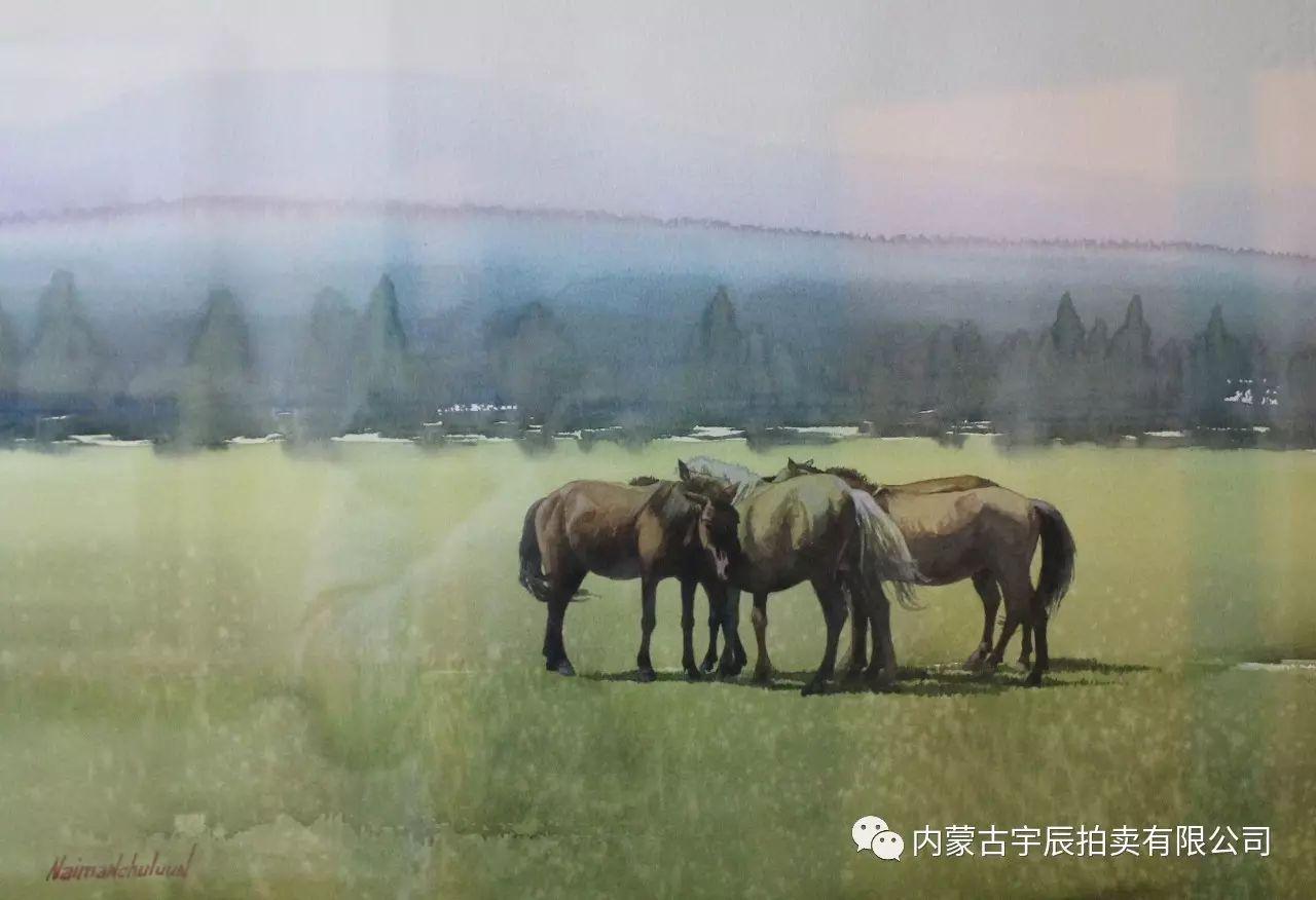 美丽盛开的原野——蒙古国作品赏析(二) 第16张