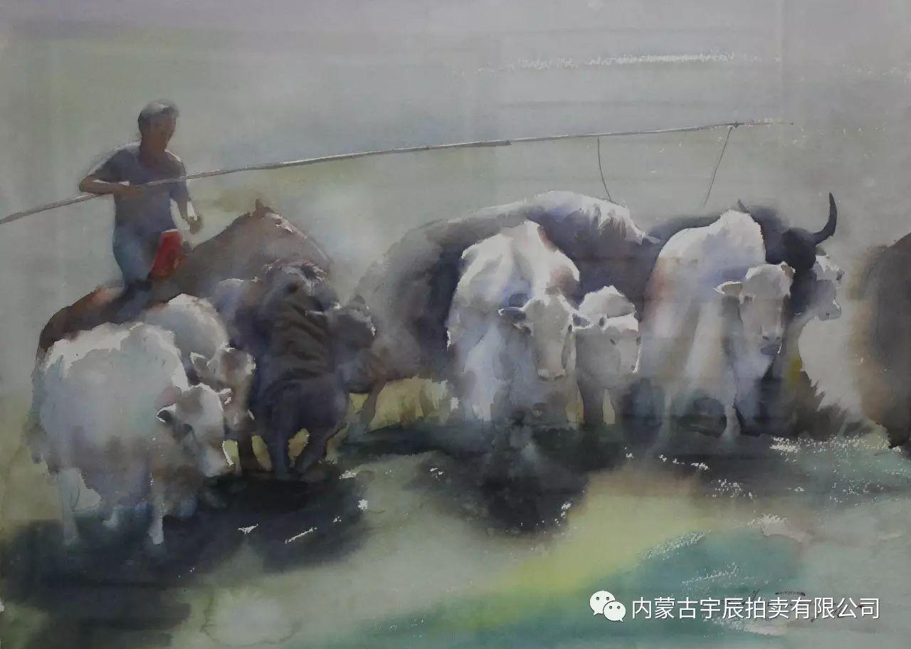 美丽盛开的原野——蒙古国作品赏析(二) 第20张