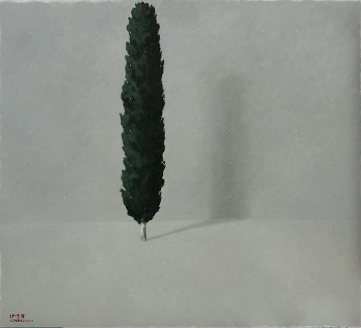 展览中的艺术家|再肖像|伊德尔 第9张 展览中的艺术家|再肖像|伊德尔 蒙古画廊