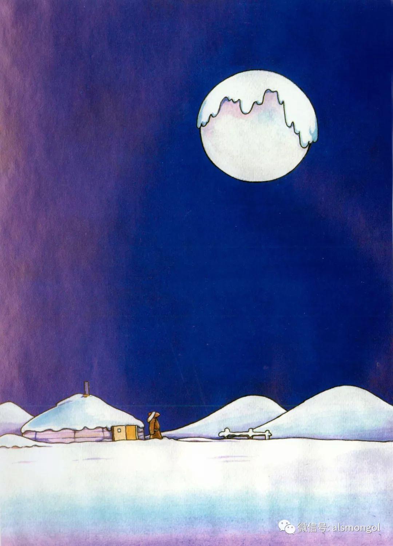 值得一看的蒙古漫画! 第14张 值得一看的蒙古漫画! 蒙古画廊