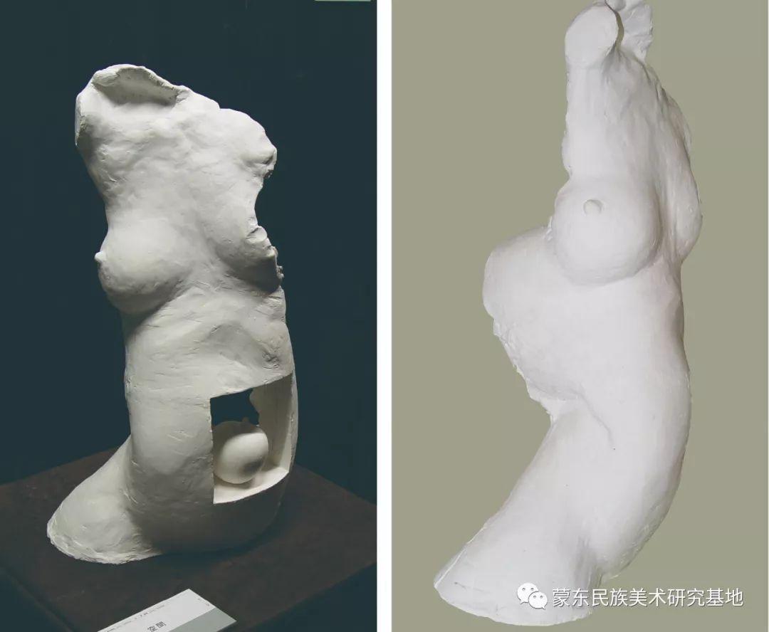 包格日乐吐作品——雕塑系列作品(三) 第12张 包格日乐吐作品——雕塑系列作品(三) 蒙古画廊