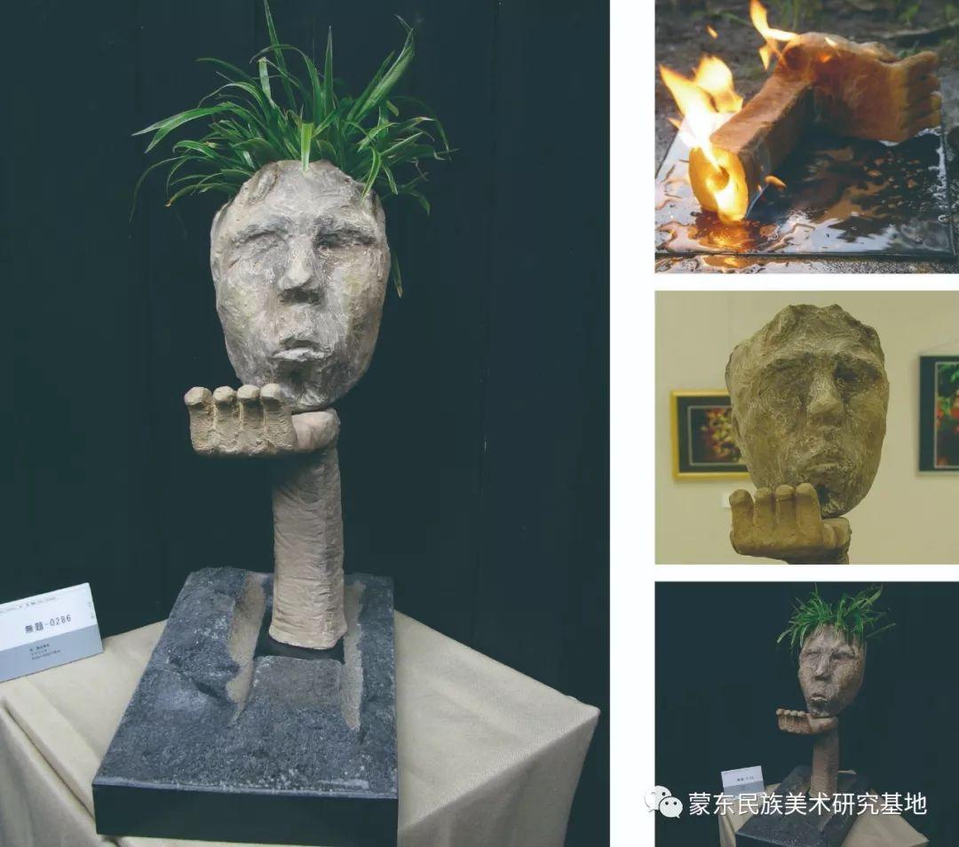 包格日乐吐作品——雕塑系列作品(三) 第9张 包格日乐吐作品——雕塑系列作品(三) 蒙古画廊
