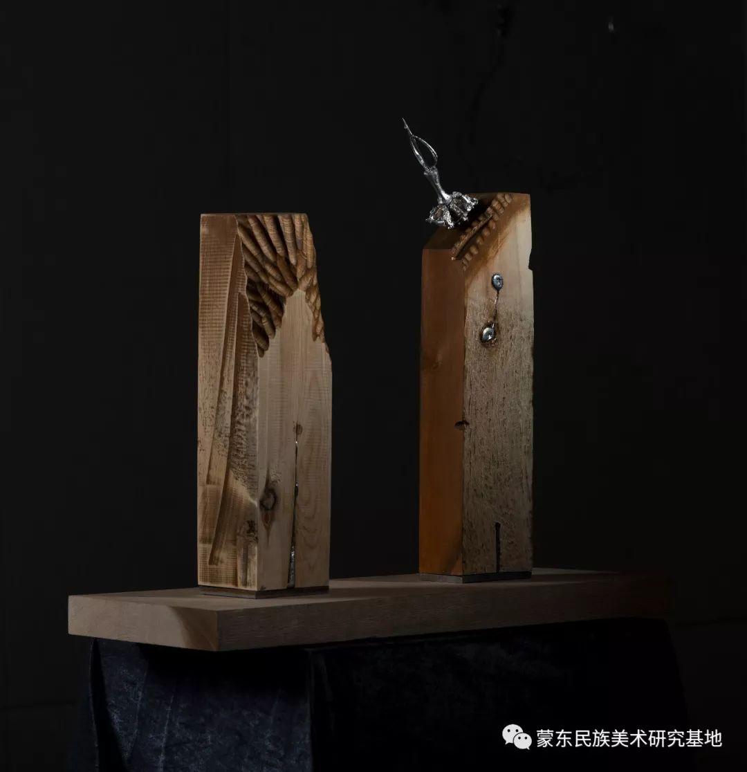 包格日乐吐作品——雕塑系列作品(三) 第13张 包格日乐吐作品——雕塑系列作品(三) 蒙古画廊