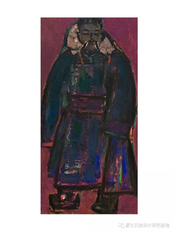 那拉苏油画作品——中国少数民族美术促进会,蒙东民族美术研究基地画家系列 第4张 那拉苏油画作品——中国少数民族美术促进会,蒙东民族美术研究基地画家系列 蒙古画廊