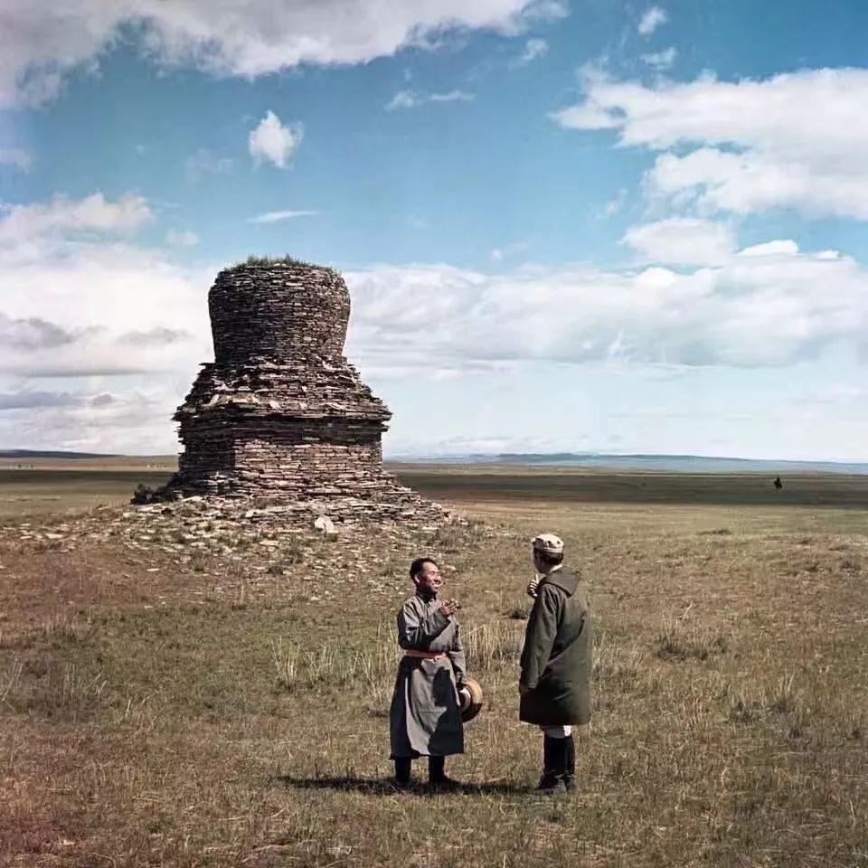 上世纪五十年代的蒙古街头,如今看来满满复古风! 第4张 上世纪五十年代的蒙古街头,如今看来满满复古风! 蒙古文库