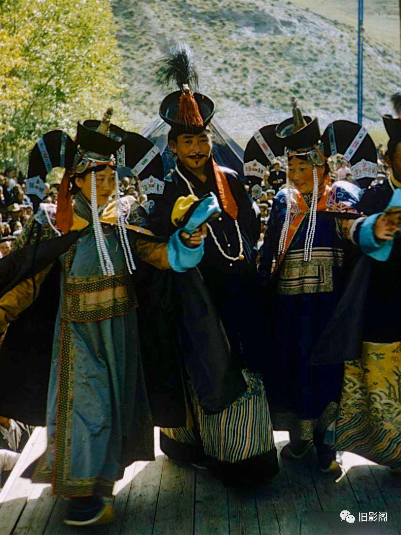 世界上人口密度最小的国家 五十年代初的蒙古 第6张 世界上人口密度最小的国家 五十年代初的蒙古 蒙古文化