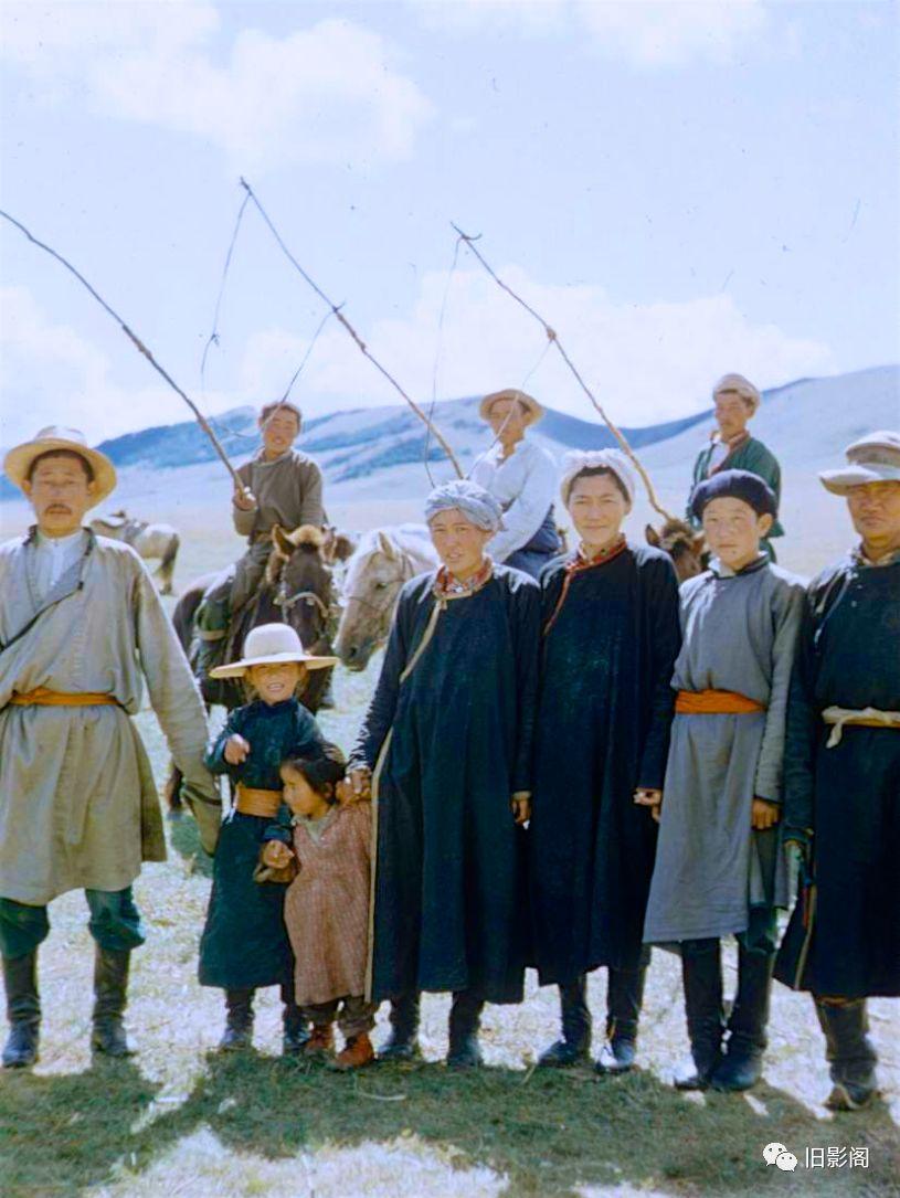 世界上人口密度最小的国家 五十年代初的蒙古 第9张 世界上人口密度最小的国家 五十年代初的蒙古 蒙古文化