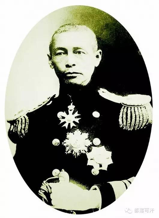 民国时期册封授衔的蒙古族将军 第17张 民国时期册封授衔的蒙古族将军 蒙古文化