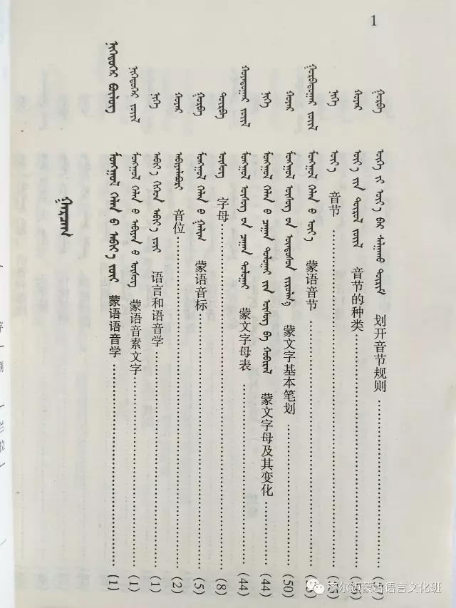 学蒙古语的人很多,学蒙古语的书籍有哪些?┃回顾50年代至今学蒙古语的书籍(2) 第78张